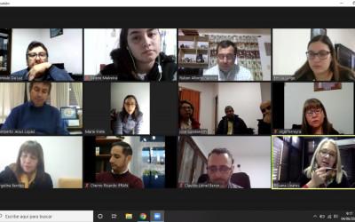 El municipio de San Vicente acompaña a Estudiantes Misioneros