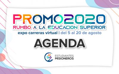 La PROMO 2020 rumbo a la educación Superior 🎓